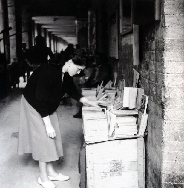 La collezionista 1954